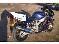 1999 HONDA CBR900RR FIREBLADE