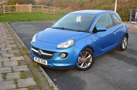 2016 16 VAUXHALL ADAM 1.2i Jam 3dr in Let It Blue