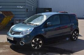 2013 13 NISSAN NOTE 1.6 N-Tec+ 5dr Auto in Blue