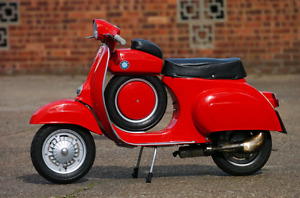 Cash Paid for Vespa or Lambretta Scooter