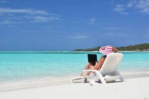 Work from Home Online Business with Website and Full Training