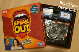 Speak Out Brand New Never Used Spryfield $5 Firm