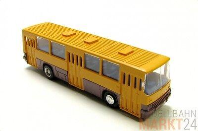 SES Ikarus 260 Nahverkehr Bus Ostblock-Farben dunkelorange rotbraun blau H0 1:87 online kaufen