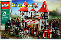 NEW LEGO CASTLE SET 10223 - KINGDOMS JOUST - 1575 PIECES