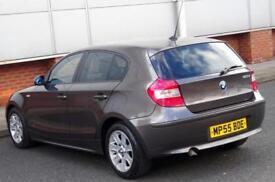 2005 55 BMW 1 Series 2.0 120 d Diesel SE 5 Doors, Brown
