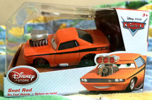 "Disney store Die cast Cars ""Tunerz"" Snot Rod Muscle car 1:43 NEW"