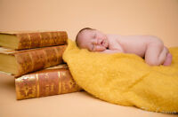 Newborn/Baby photography at your house Starting at $150
