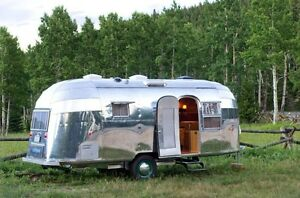 Airstream wanted