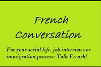 French Tutor to Practise Conversation