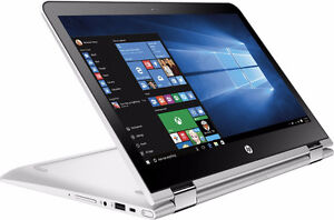 "HP - Pavilion x360 2-in-1 13.3"" Touch-Screen 6GB RAM, 500GB HARD"