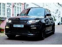 2017 Range Rover Sport SVR Urban Edition 5.0 V8 S/C SVR 5dr Auto