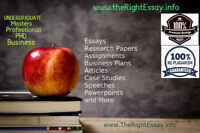 Expert Writing Help- Research papers, Essays and more