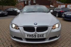 2009 59 BMW 3 SERIES 3.0 325D SE HIGHLINE 2D AUTO 195 BHP DIESEL