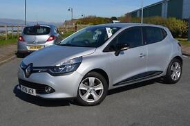 2016 16 RENAULT CLIO 1.5 dCi 90 Dynamique Nav 5dr in Me