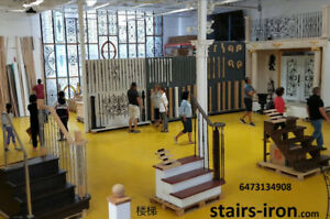 Stairs manufacturer & supplies.