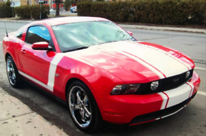 A vendre Mustang GT 2010