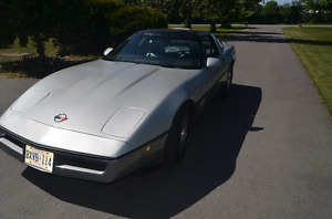 1986 C4 Corvette for sale.