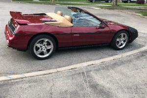 1987 Fiero Convertible 3800sc
