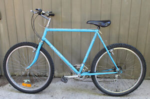 "1985 Raleigh Bighorn 58cm XL 23"" Vintage Bike 12 Speed Stratford Kitchener Area image 5"