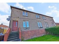 Well presented 2 bedroom upper flat located in Kilsyth, £425 per month plus deposit