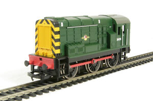 Hornby BR 'D4174' Class 08 Shunter 0-6-0 Diesel Locomotive OO Gauge - DCC FITTED