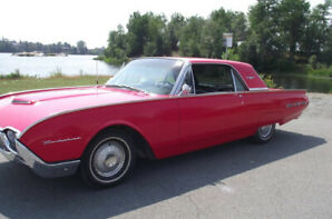 1962 Ford Thunderbird Coupé (2 portes)