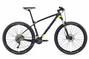 2016 GIANT XTC ADVANCED 3 COMP/YELLOW MEDIUM