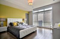 Luxueux condo entièrement meublé et tout inclus à Chambéry