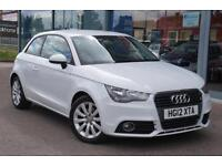 2012 AUDI A1 1.6 TDI Sport NAV, GBP0 TAX, 16andquot; ALLOYS and CRUISE