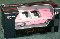 1958 Buick Roadmaster in 1/50 (o) scale.