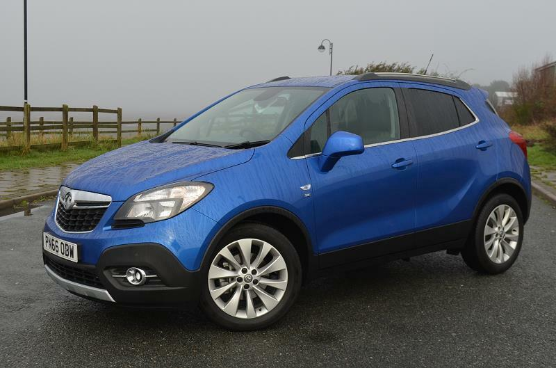 2016 66 vauxhall mokka 1 4t se 5dr auto in blue in barrow in furness cumbria gumtree. Black Bedroom Furniture Sets. Home Design Ideas