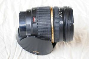 Tamron 17-50mm ƒ/2.8 SP XR Di II LD ASP IF - Nikon Mount