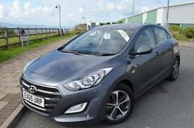 2015 65 HYUNDAI I30 Se Auto in Grey