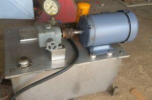 Continental Hydraulics Pump
