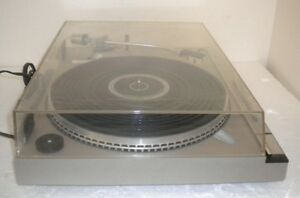 JVC L- A55 Direct Drive Stereo Auto Return Turntable