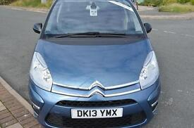 2013 13 CITROEN C4 PICASSO 1.6 HDi Platinum 5dr in Kyan