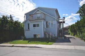Attention investor!! Triplex renovated with very good income
