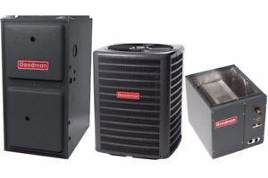 ✫ BRAND NEW GOODMAN FURNACES & AIR CONDITIONERS BIG SALE ✫