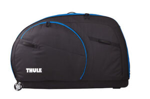 New THULE RoundTrip Traveller Bike Travel Case MSRP $580