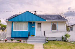 Charming bungalow in desirable East Kildonan, an affordable gem!