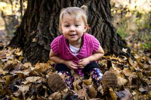 $100 Fall Photo Shoot Promotion!
