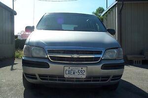 2004 chevy venture wheelchair van auto ramp an  safty&e/tested Kingston Kingston Area image 7