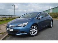 2013 63 VAUXHALL ASTRA COUPE Gtc 1.4 Turbo 120 Sri S/s