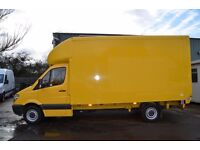 MAN AND VAN- REMOVALS ROCHESTER .... RELIABLE KENT REMOVALS COMPANY... 7.5 TONNE LORRIES