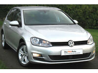 Volkswagen GOLF 2.0 TDI Match 150ps ( EU6 ) DSG AUTO 2014 - CX64 reg : 46k mi