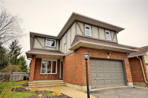 4 Beds/4Baths Detached Home Barrhaven - Beautifully Renovated!