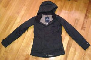 Manteau d'hiver Burton femme x-small