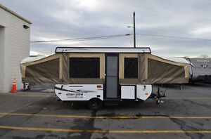 For Rent...2016 12' Starcraft Tent tTrailer Kitchener / Waterloo Kitchener Area image 1