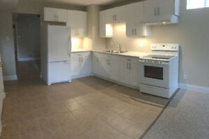 Renovated 1 Bedroom + Office East End of Barrie