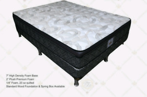 BLOW OUT SALE ON BRAND NEW KING SIZE MATTRESSES ON SALE NOW.